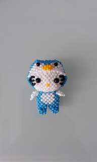 Hello Kitty Beada Figure