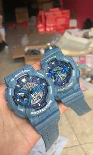 G-shock couple (jam tangan couple)