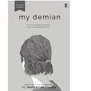 Ebook My Demian - Motterial Ziacky