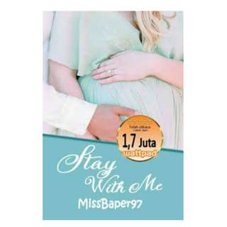 Ebook Stay With Me - Missbaper97