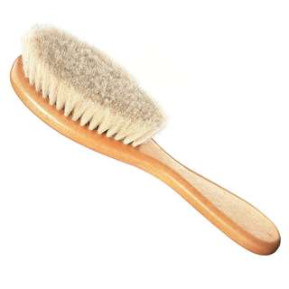 Reer - Baby Hair Brush Natural Line (Medium)