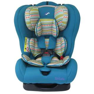 New Sitsafe Child Seat (newborn to 4yo)