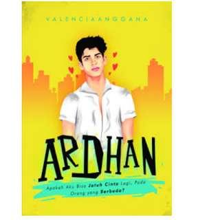 Ebook Ardhan - ValenciaAnggana