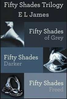 Fifty Shades Trilogy by E L James Ebook
