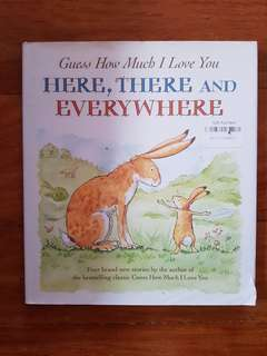 Here there and everywhere childrens book