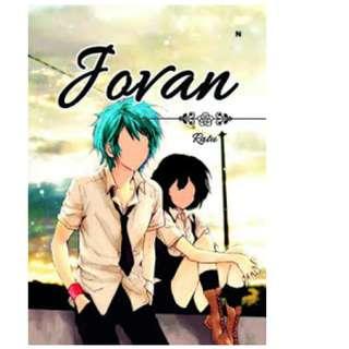 Ebook Jovan - Ratu