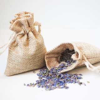 Lavender Flower Fragrance Pouch