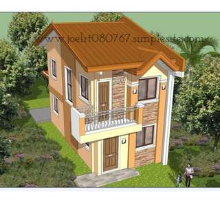 House and Lot in East Fairview park Subdivision- Lot Area: 133.33 Floor Area: 80sq.m
