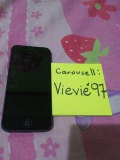 RUSH I PHONE 5 (BLACK)