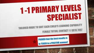 Affordable 1-1 Home Tuition