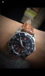 Auth Swiss Army watch (further markdown)