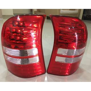 Toyota Wish Pfl Rear Lamp