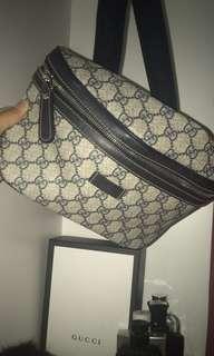 Gucci waist bag/shoulder bag