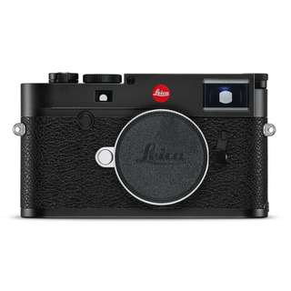 Leica M10 Black BNIB Full Box