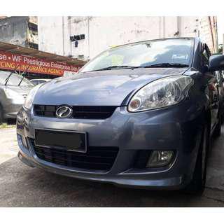 2010 Perodua MYVI 1.3 EZi FACELIFT (A) F LOAN PTPTN BLIST CAN LOAN