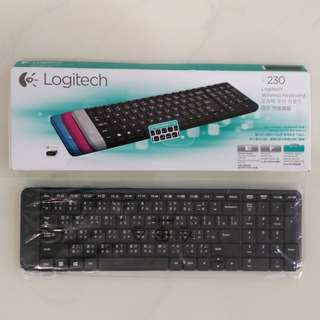 Logitech Wireless Keyboard K230 (Chinese version  繁體中文)
