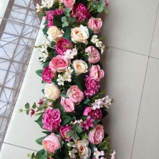 2meter top deco photoshoot background flower