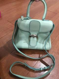 Delvaux two-way bag