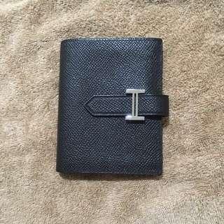 🚚 Hermes Epsom皮 短夾