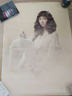 少女時代 jessica the boys 官方海報 poster snsd