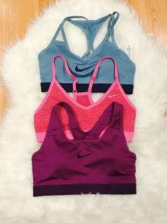Nike Sports Bras Bundle