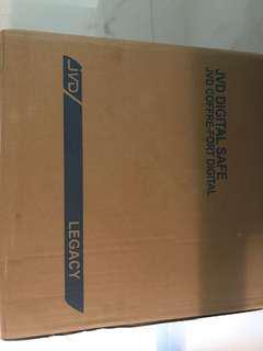 JVD Safe GSC Plus 230 LPT BK