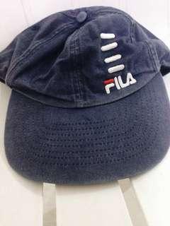 Authentic Fila Vintage Cap