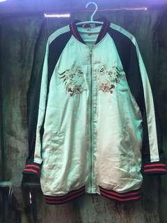 H&M Vintage Bomber Jacket