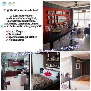 High floor Renovated unit