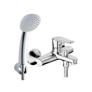American Standard Neo Modern Exposed Bath mixer tap with shower kits