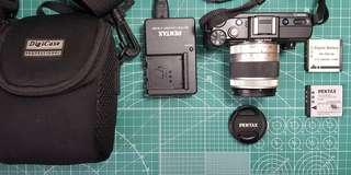 Pentax Q 02 Standard Zoom