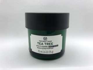 Tea Tree (Skin Clearing Night Mask)