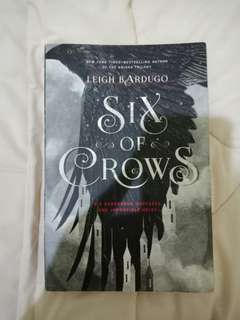 Six of Crows by Leigh Bandurgo