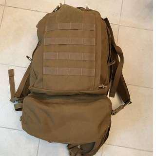 LONDON BRIDGE TRADING LBT-2641A RADIO HARNESS ASSAULT BACKPACK made in USA