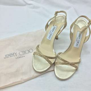 照價8折 Jimmy Choo 高跟涼鞋 - Jimmy Choo High-Heeled Sandals