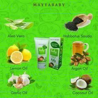 Mayyababy cream 5 in 1