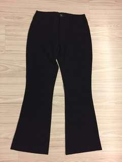 Yohji Yamamoto Y's 100% wool black pants (size S)