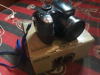 Fujifilm prosumer s2980