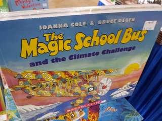 The Magic School Bus Series