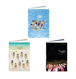 【專輯CD】Kpop女團 Twice Summer Night(共3款連海報)