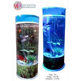 Aquarium Anti Pecah