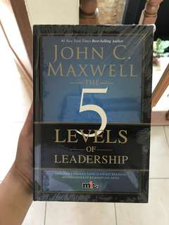 5 Levels of Leadershio