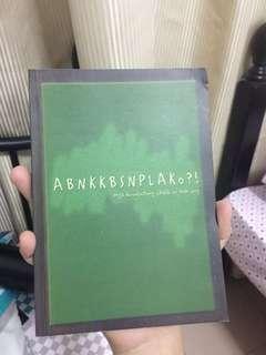 ABNKKBSNPLAko by Bob Ong