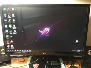 LG 22吋 IPS螢幕