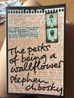 BOOK: Perks of Being a Wallflower by Stephen Chbosky