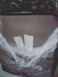Brand new delivery bag