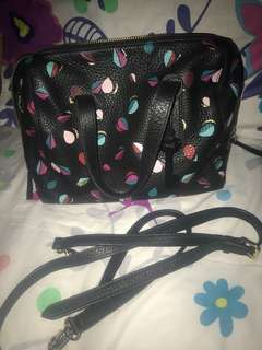 fossil bags kaleido second