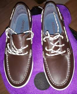 Sebago topsider shoes
