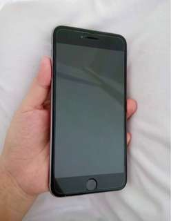 IPHONE 6PLUS 64GB SPACE GREY W/ CAMERA ISSUE