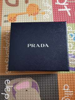 Men Prada Wallet